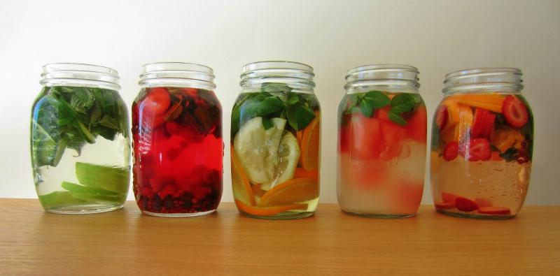 25 Infused Water untuk Diet Cepat dan Wajib Dicoba
